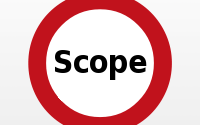 Restricting Scope